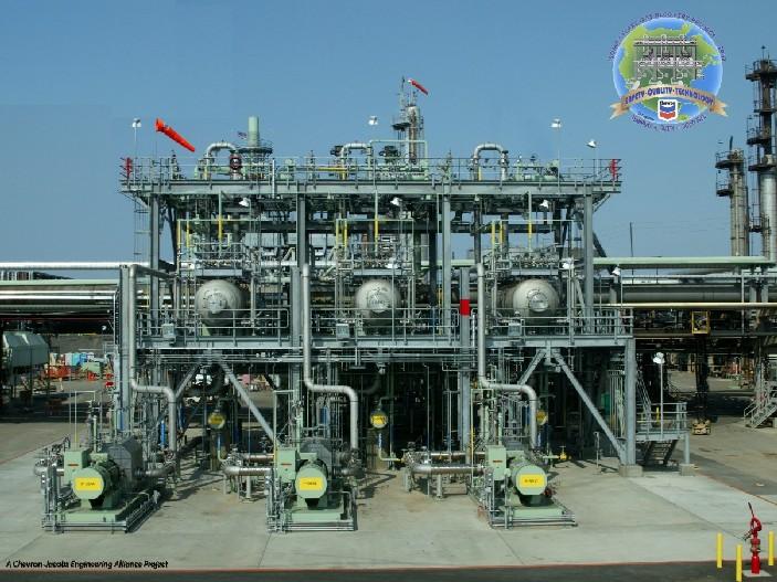Process Vacuum And Gas Compression Liquid Jet Ejector